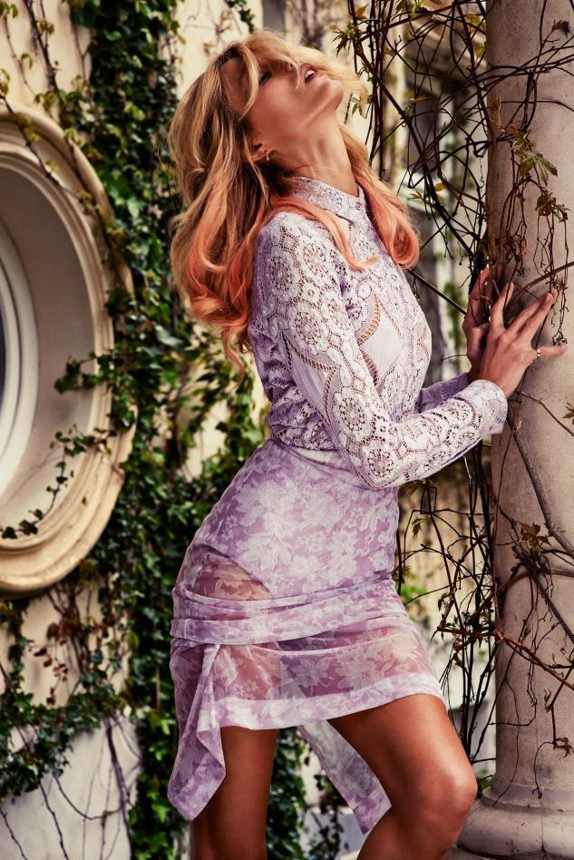 Iza Grzybowska photographer, ANJA RUBIK for GLAMOUR POLAND, TATLER RUSSIA, fashion editorial