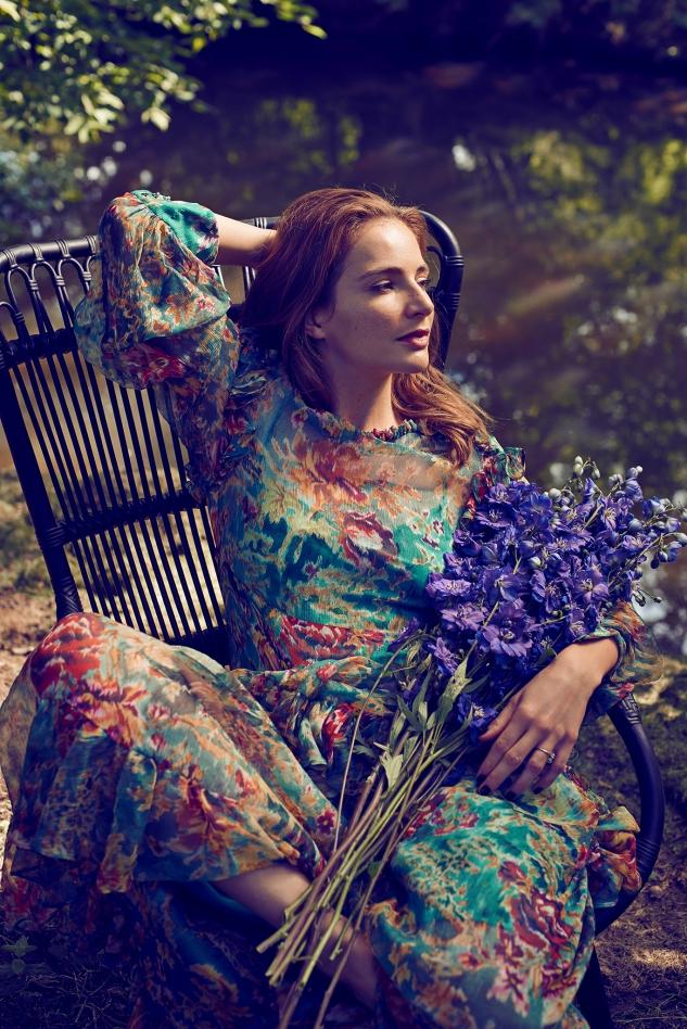 Iza Grzybowska, Photographer, Fotograf, Sesja, Anna Dereszowska, Wiosna, Fashion, Zdjęcia