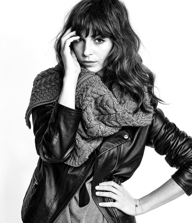 Iza Grzybowska, Photographer, Fotograf, Sesja, Ochnik, Black & White